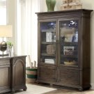 Belmeade - Bookcase - Old World Oak Finish Product Image