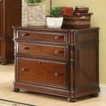 Bristol Court - Lateral File Cabinet - Cognac Cherry Finish