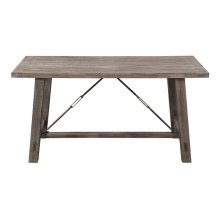 Emerald Home Dakota Gathering Table Pine D570-13