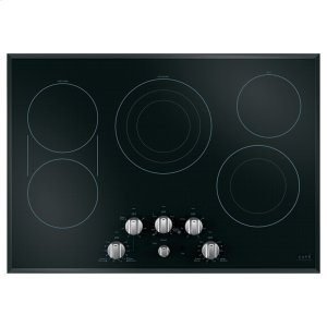 "Cafe AppliancesCaf(eback) 30"" Built-In Knob Control Electric Cooktop"