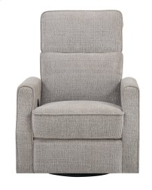 Emerald Home Tabor Swivel Glider Recliner Beige U3299-04-05