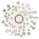 Kiania Mirror - Gold Product Image