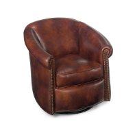 Bradington Young Marietta Swivel Tub Chair 340-25SW Product Image