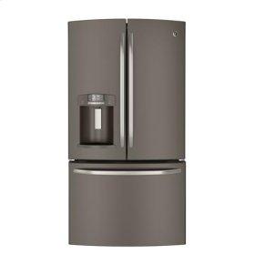 GE® ENERGY STAR® 28.6 Cu. Ft. French-Door Ice & Water Refrigerator