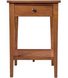 Vineyard II 20/20 Table w/ Shelf