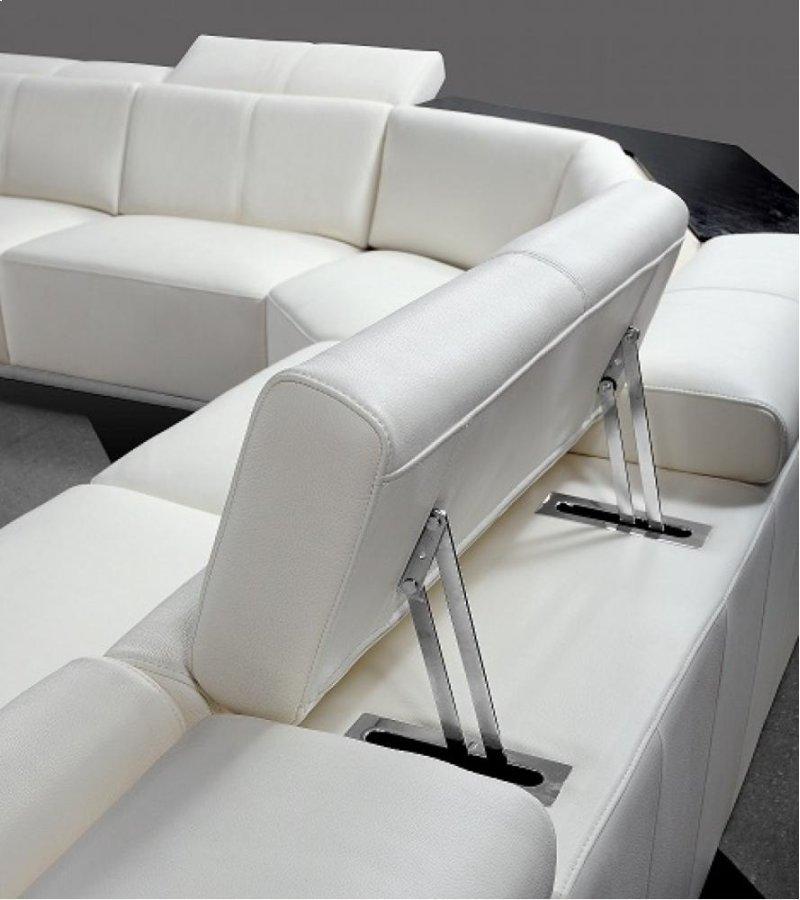 Vg2t0730wht In By Vig Furniture In Neptune Nj Divani Casa Tempo