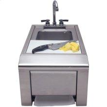 PREP HAND WASH SINK