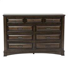 9 Drawer Dresser