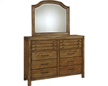 Bethany Square 10-Drawer Chesser