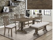 Quincy Rect Dining Table Product Image