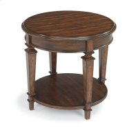 Oakbrook Lamp Table Product Image