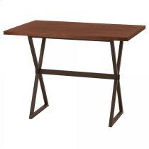 Armen Living Valencia Contemporary Rectangular Bar Table Product Image