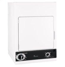 GE Spacemaker® 240V Stationary Electric Dryer