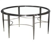 Sovereign Round Cocktail Table
