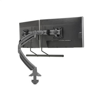 Chief ManufacturingKontour K1D Dynamic Desk Clamp Mount, Dual Monitor Array