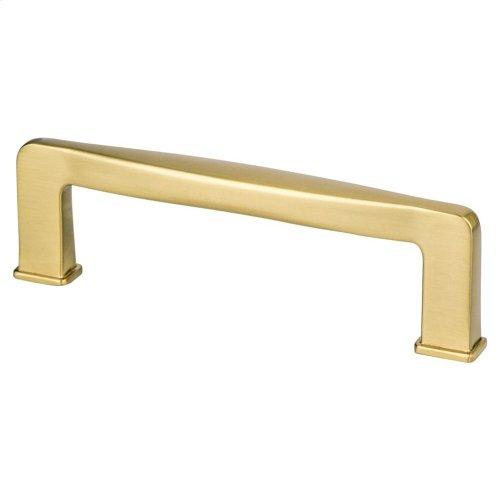 Subtle Surge 96mm CC Modern Brushed Gold Pull