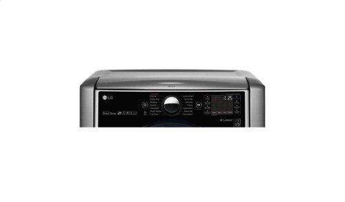 5.2 cu. ft. Large Smart wi-fi Enabled Front Load Washer TurboWash®