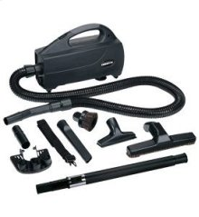 Oreck® BB1200DB Compact Canister Vacuum