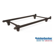 Brown Twin EmBrace™ Bed Frame