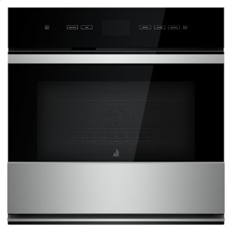"NOIR(TM) 30"" Single Wall Oven with MultiMode(R) Convection System, NOIR"