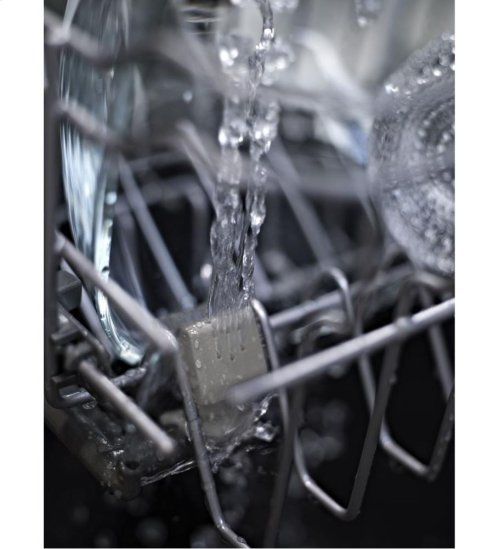 24'' 6-Cycle/7-Option Dishwasher, Architect® Series II - Stainless Steel