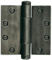 Silicon Bronze-Butt Hinge With Cup Finial Cap
