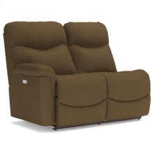 James Power La-Z-Time® Right-Arm Sitting Reclining Loveseat