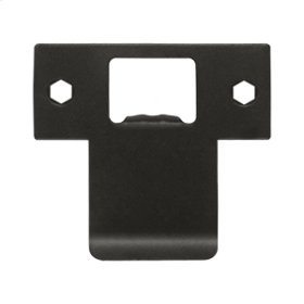 "Extended T-Strike (2-3/4"" x 2-1/2"") - Oil-rubbed Bronze"