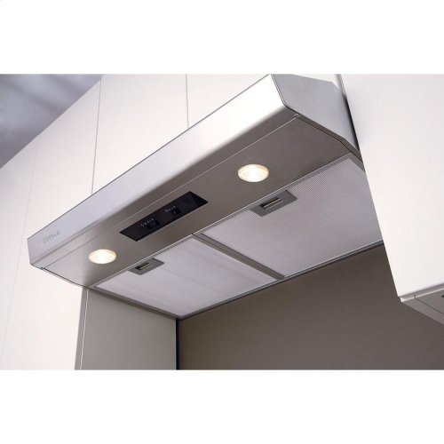 """36"""" Breeze I Undercabinet Hood with 250 CFM Blower, 3 Speed Levels"""