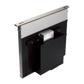 """36"""", Stainless Steel, Downdraft External Blower, Choice of Optional Exterior or In-line Blowers Sold Separately"""