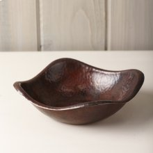 Antique Copper Monterey Bowl