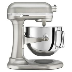 KitchenAid® Pro Line® Series 7 Quart Bowl-Lift Stand Mixer - Sugar Pearl Silver