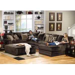 Jackson FurnitureArmless Sofa - Seal
