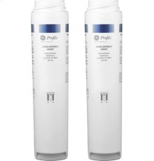 GE® Reverse Osmosis Twist and Lock Filtration System Replacement Pre and Post Filter Set