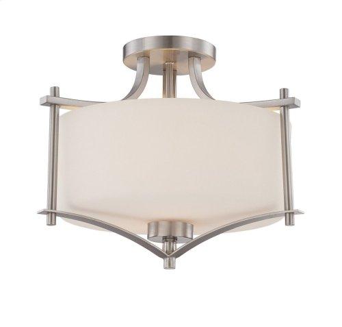 Colton 2 Light Semi-Flush