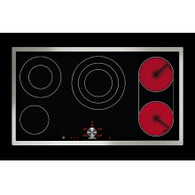 CE 491: 36-inch electric cooktop