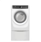 Clearance Electrolux Front Load Perfect Steam Electric Dryer with 7 cycles - 8.0 Cu. Ft. Product Image