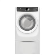 Clearance Electrolux Front Load Perfect Steam Electric Dryer with 7 cycles - 8.0 Cu. Ft.