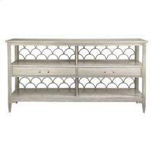 Oasis-Sea Cloud Sideboard in Oyster