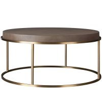 Bennett Round Cocktail Table Product Image
