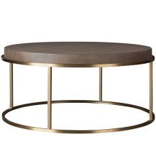 Bennett Round Cocktail Table