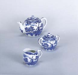 Windmill Tea Set