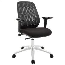 Reveal Premium Office Chair in Black