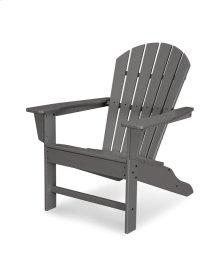 Slate Grey South Beach Adirondack