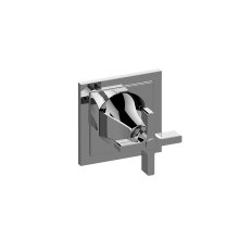 Finezza DUE Two-Way Diverter Valve Trim Plate and Handle