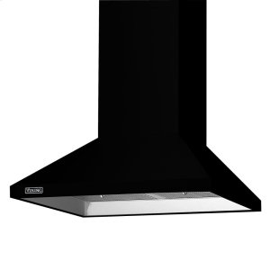 "Viking 36"" Wide Chimney Wall Hood + Ventilator - Rvch Viking Product Line"