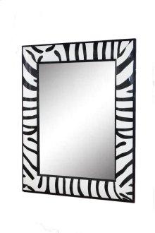 Regina Zebra Mirror