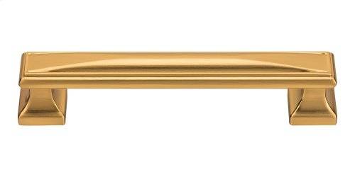 Wadsworth Pull 5 1/16 Inch - Warm Brass