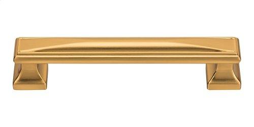 Wadsworth Pull 5 1/16 Inch - Warm Brass