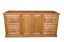 Bitterroot Lateral File Credenza